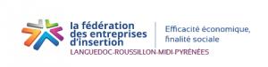 Fédération des Entreprises d'Insertion Languedoc-Roussillon Midi-Pyrénées logo