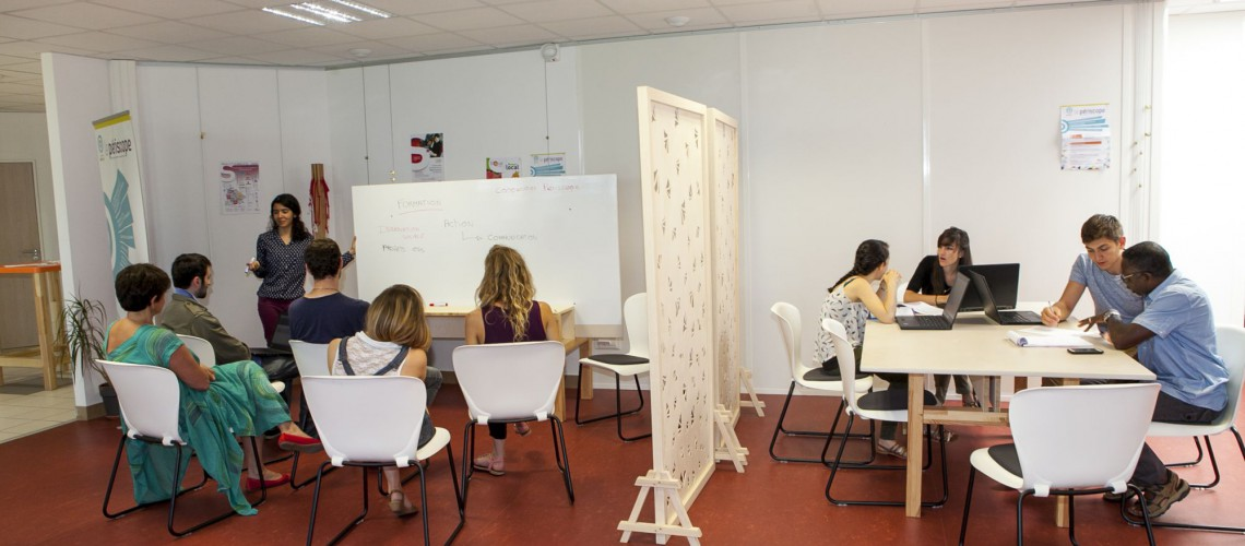 Espace coworking