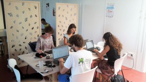 coworking aout 2016
