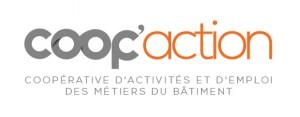 Logo Coop action 2015